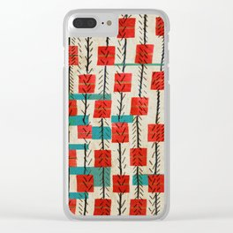 Pocahontas Clear iPhone Case