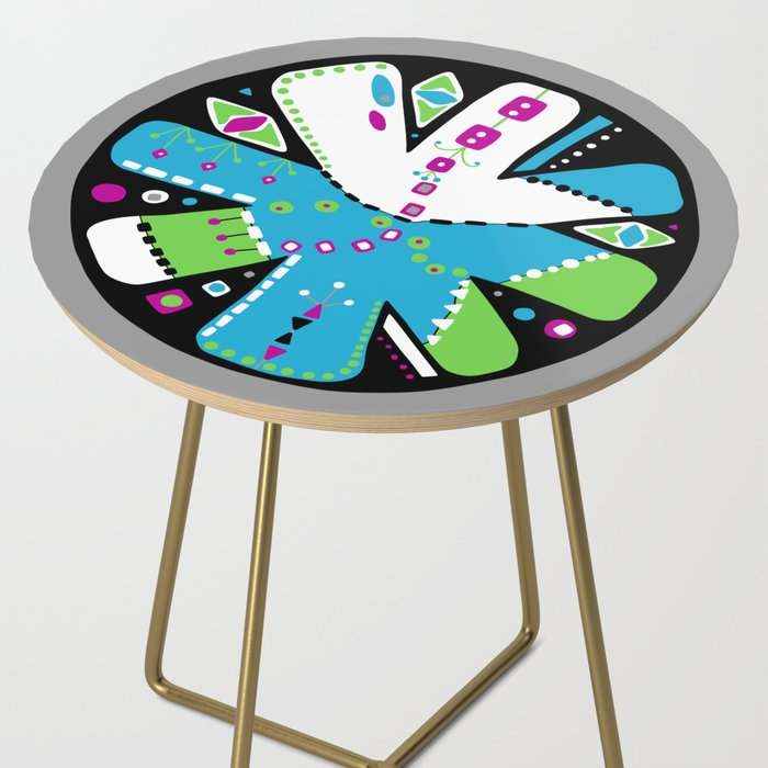 Dot #6 by lalalamonique Side Table