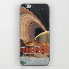 Saturn Chalet iPhone Skin