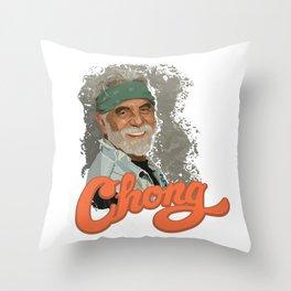 The Chong Throw Pillow