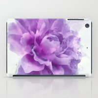 dahlia iPad Cases featuring Dahlia by Ciro Design