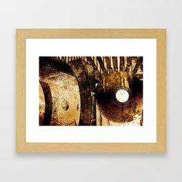 Rusty Essence Framed Art Print