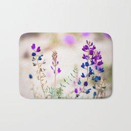 Flowers in Anza Borrego Bath Mat