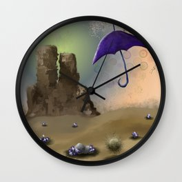 Political Misconception Wall Clock