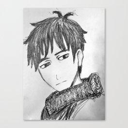 Sad Yuuri Canvas Print