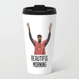 Beautiful Morning Travel Mug