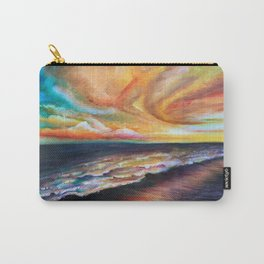 Uncle David's Sunset Carry-All Pouch