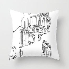 CB Throw Pillow