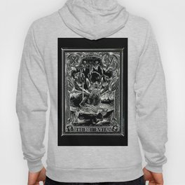 THE DEVIL of Tarot Cats Hoody