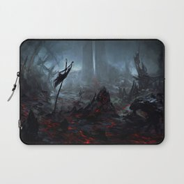 Ris Megroth Laptop Sleeve