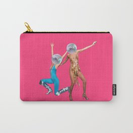 party people pink Carry-All Pouch