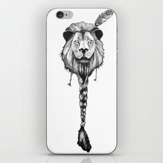 Lionelle 2 iPhone & iPod Skin