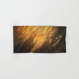 Gold to the touch Hand & Bath Towel