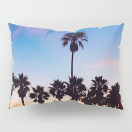 Venice Beach at Sunset Pillow Sham