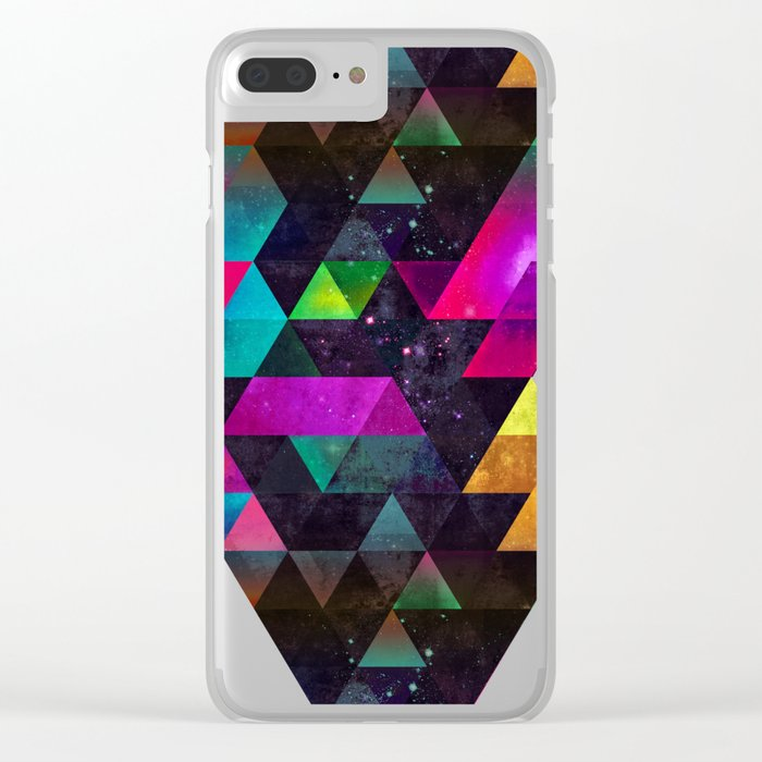 Ayyty Xtyl Clear iPhone Case