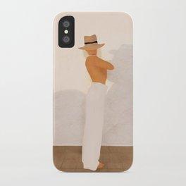 Summer Heat IV iPhone Case