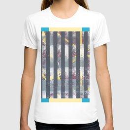 Polarised - frame graphic T-shirt