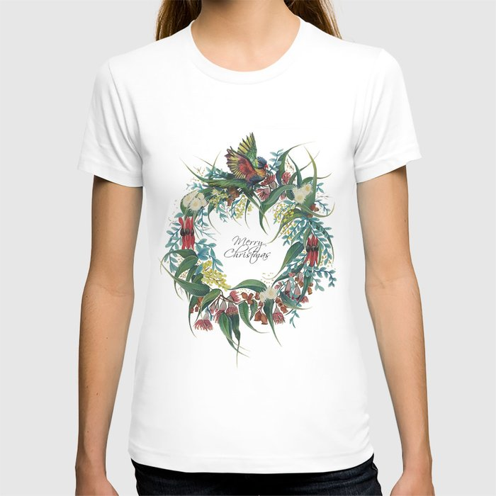 An Aussie Christmas T-shirt