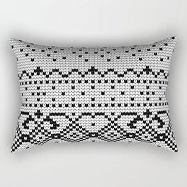 Pattern in Grandma Style #72 Rectangular Pillow