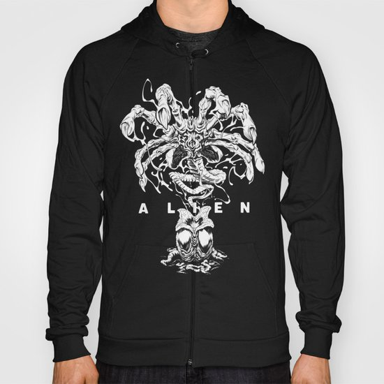 ALIEN: FACEHUGGER Hoody