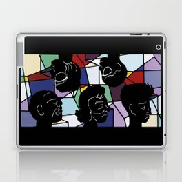 """""""In Our Heads"""" by Virginia McCarthy Laptop & iPad Skin"""