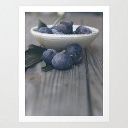 ig Dish - Still Life - fine art Photography, hasselblad, macro photo n° 2 Art Print