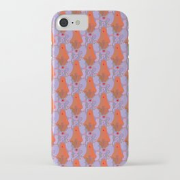oral but make it floral iPhone Case
