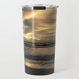 Beachy Travel Mug