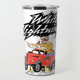 1948 Anglia #2 Travel Mug