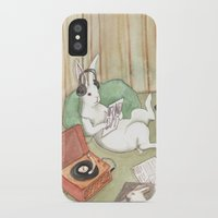 vinyl iPhone & iPod Cases featuring Vinyl by Bluedogrose