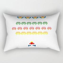 Flashmob Rectangular Pillow