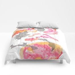 Scandi Micron Art Design | 170412 Telomere Healing 21 Comforters