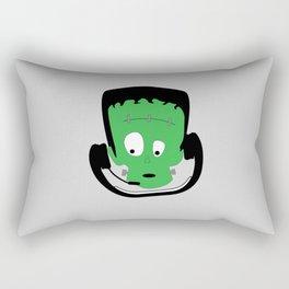 Frankenstein (aka Frankie) gammer Rectangular Pillow