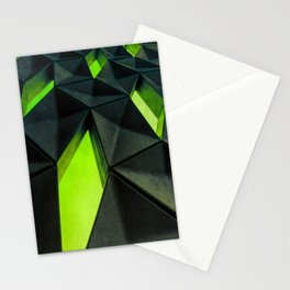 Dark Kryptonite by Brian Vegas Stationery Cards