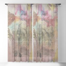Remember Me Sheer Curtain