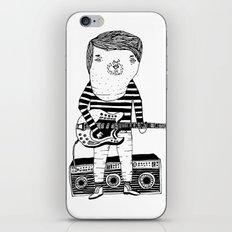 Guitar-Boy iPhone & iPod Skin