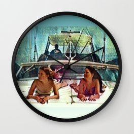 All's Well That Ends Wall Clock
