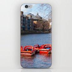 York pleasure boats iPhone & iPod Skin