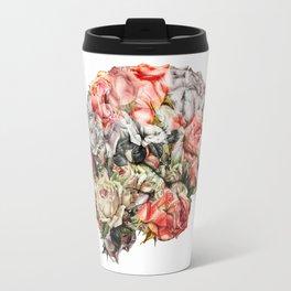 Flower Brain Travel Mug