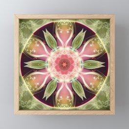 Mandalas for Times of Transition 22 Framed Mini Art Print