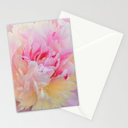 Joy of a Peony by Teresa Thompson Stationery Cards