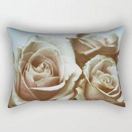 Fading Beauties Rectangular Pillow
