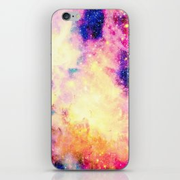 Galaxy: Carina Nebula Colorful iPhone Skin