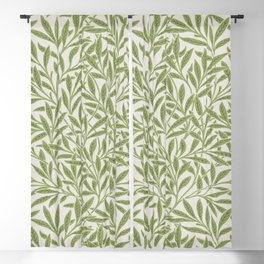 William Morris Willow pattern (1874) Blackout Curtain