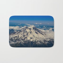 Pacific Northwest Aerial View - II Bath Mat