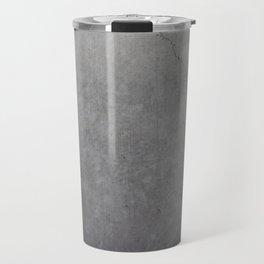 Cement / Concrete / Stone texture (1/3) Travel Mug