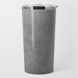 Cement / Concrete / Stone texture (1/3) Travel Mug