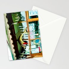 Pretty storefront. Stationery Cards