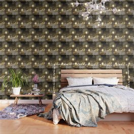 Abstract mechanical design Wallpaper