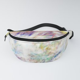Sunrise of Sunset On Fire Fanny Pack